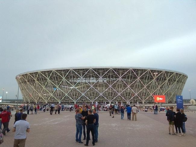 Болельщикам будут бесплатно раздавать воду в день матча Японии и Польши в Волгограде