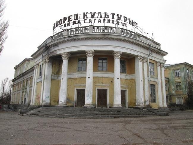 В Волгограде памятник архитектуры ДК Гагарина  ждет завершения ремонта уже 15 лет