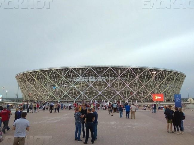 Стадион «Волгоград Арена» получит новое название