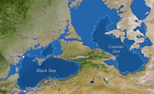 National Geographic предрек Волгограду полное затопление