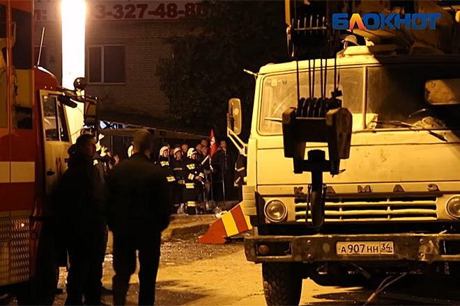 Стало известно о четвертом погибшем при взрыве в Волгограде