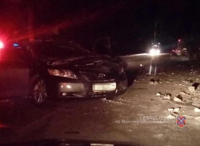 ВНовониколаевском районе иностранная машина столкнулась с фургоном: шофёр скончался наместе