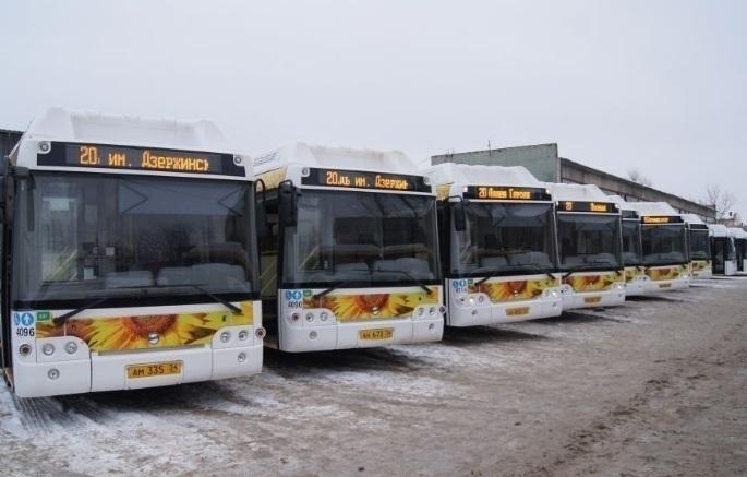 ВВолгограде запускают 7 новых автобусных маршрутов