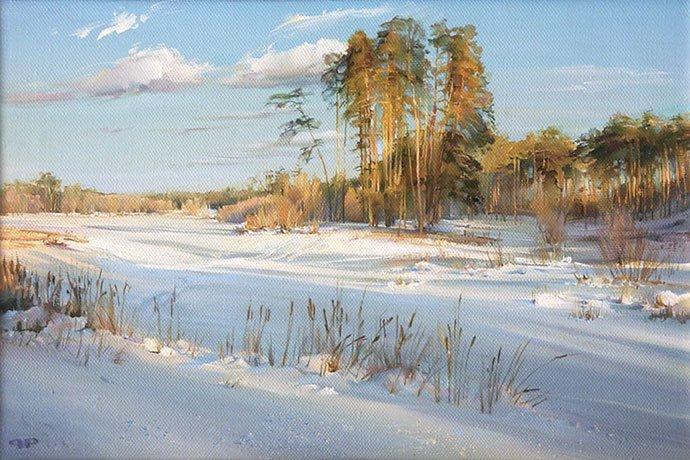 Волгоградец замерз на берегу озера Безымянное