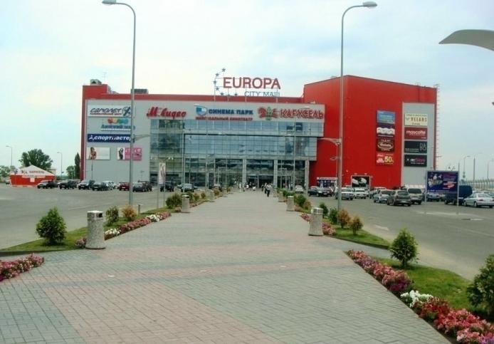 В Волгограде «Европа Сити Молл» и банк остались без горячей воды