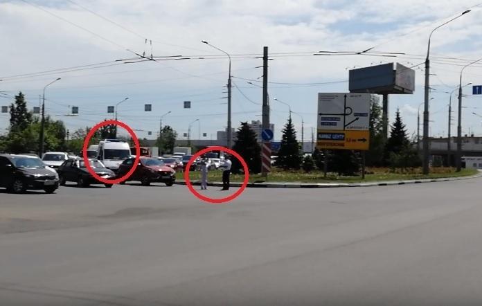 Из-за кортежа спикера СФ Валентины Матвиенко полиция не пропустила скорую помощь в Волгограде
