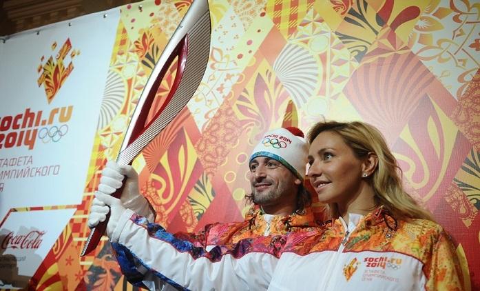 Определились даты, когда в Волгоград прибудет олимпийский огонь
