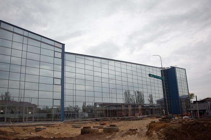 Ваэропорту Волгограда состоялось открытие терминала С