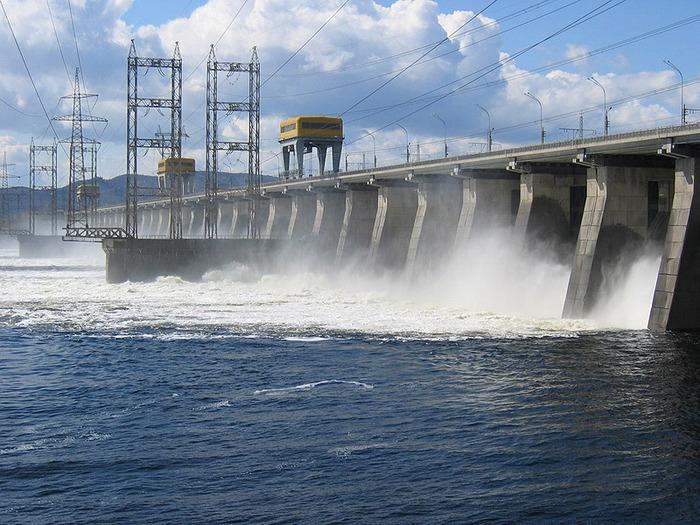 Волжскую ГЭС ждет масштабный ремонт