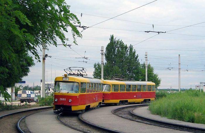 Некоторые волгоградцы смогут ездить на трамвае за 10 рублей по карте «Волна»