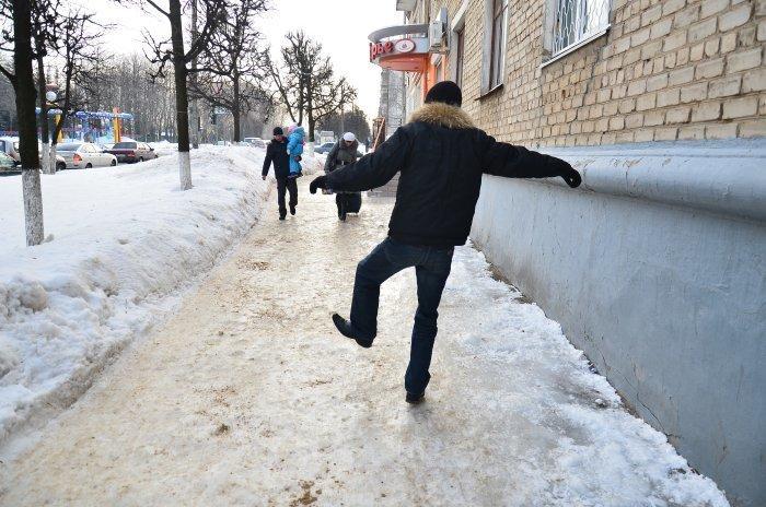 Гололед иветер до20 метров засекунду ожидаются вВолгоградской области