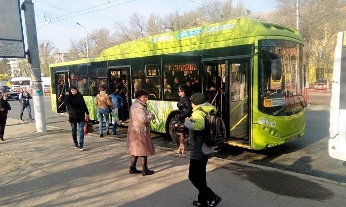 Новые нынешние остановки вВолгограде появятся только нацентральных дорогах