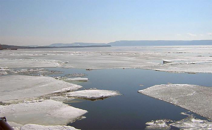 Остановлено речное сообщение между Волгоградом иостровами Сарпинский иГолодный