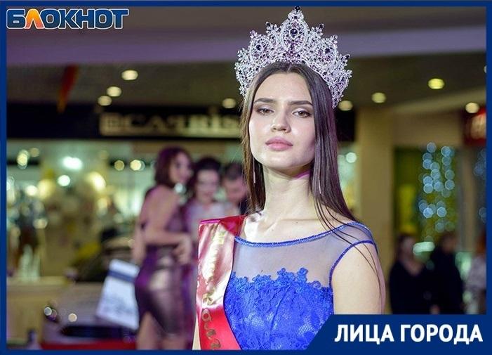 Существует стереотип, что модели – это глупые девушки, - «Мисс Волгоград-2019» Оксана Картушина