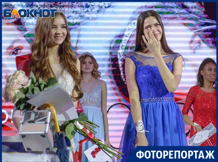 «Мисс Волгоград-2019» в объективе фотографа: слезы, радость, разочарование