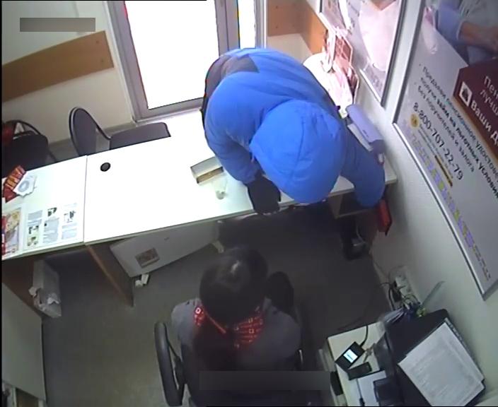 Волгоградец сножом напал насотрудника офиса микрокредитования