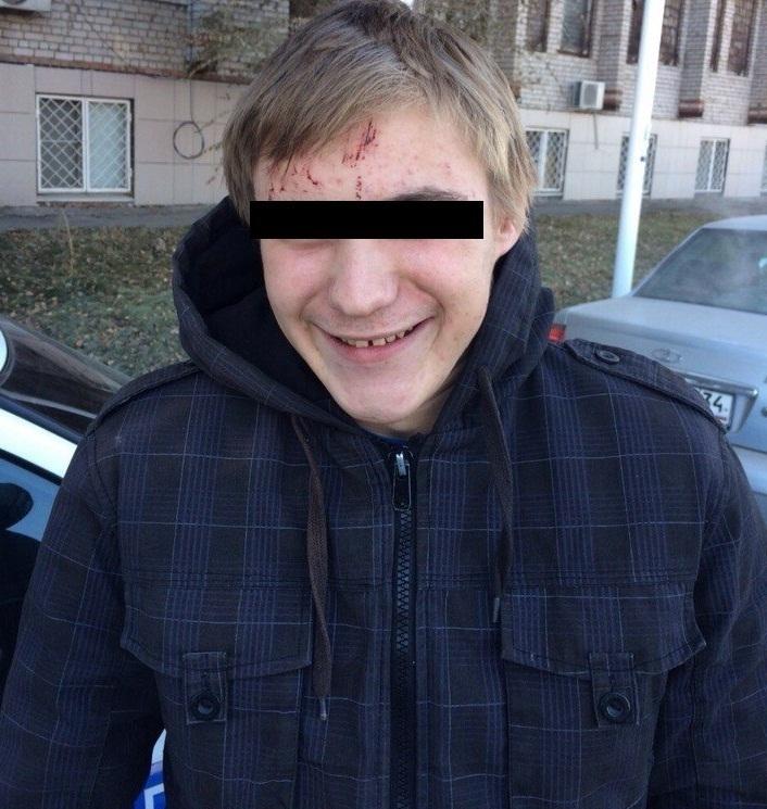 Пьяный 18-летний волгоградец без прав стал виновником ДТП