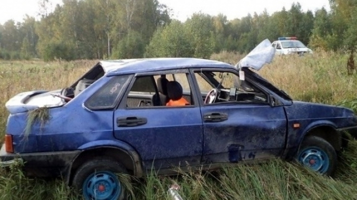 30-летний пассажир ВАЗа умер вДТП под Волгоградом