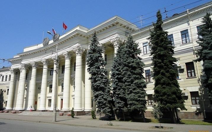Здание администрации Волгоградской области укрепится на 395 тысяч рублей