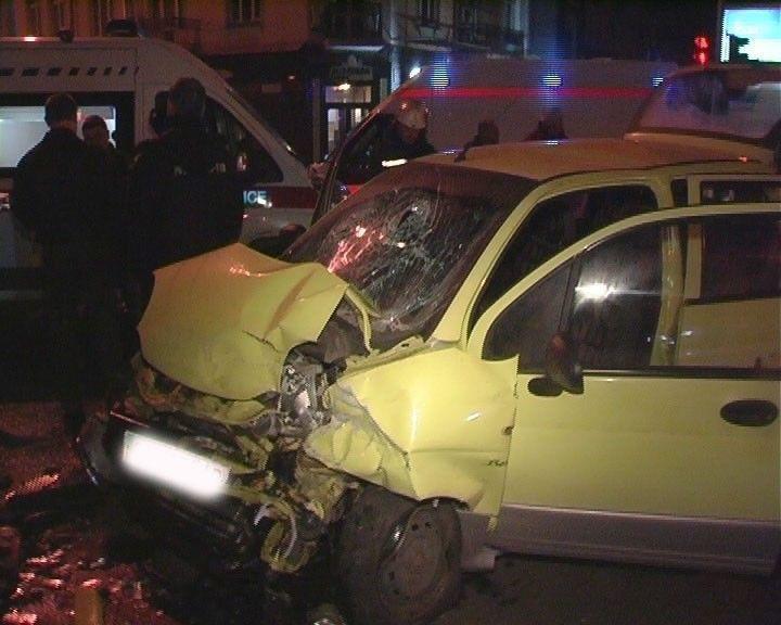 60-летний шофёр Дэу умер влобовом ДТП сИЖ под Волгоградом