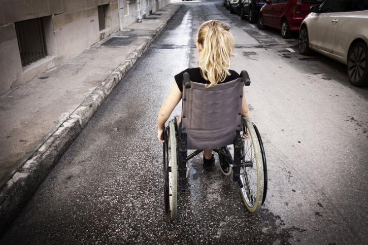 Волгоградские чиновники забыли про детей - инвалидов