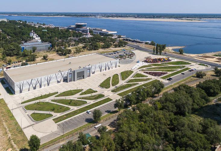 Площадка для стритбола и скейт-парк: 142 млн рублей потратят на благоустройство поймы Царицы