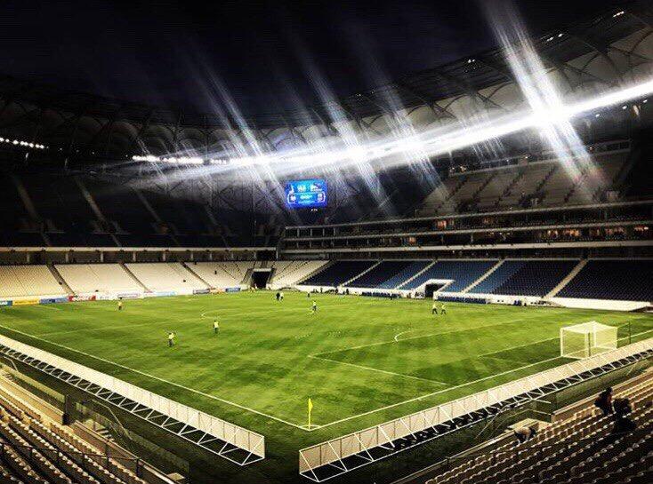 Стадион «Волгоград Арена» вошел в десятку лучших в мире и борется за первое место