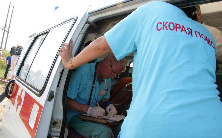 ВИловлинском районе вмассовом ДТП пострадали 4 человека