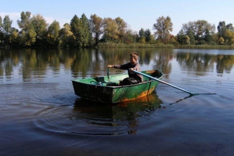 лодка на воде картинки для детей