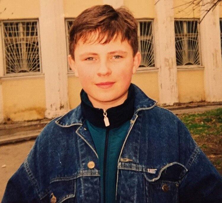 Опубликованы детские фото модного Прохора Шаляпина