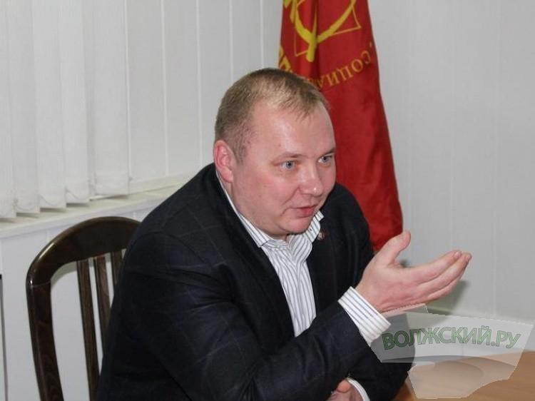 Николай Паршин отказался отволгоградских коммунистов