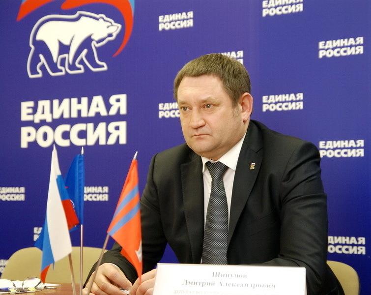 Действующий волгоградский депутат – единоросс пошел на выборы самовыдвиженцем