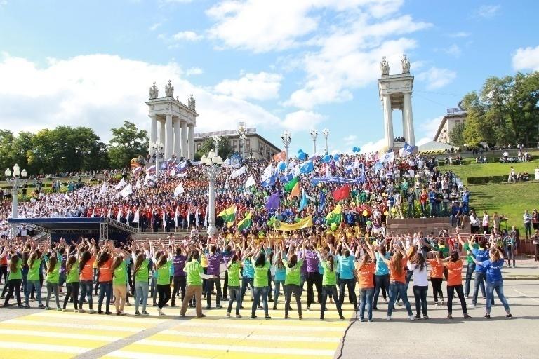 Волгоградские первокурсники присоединятся к параду студенчества
