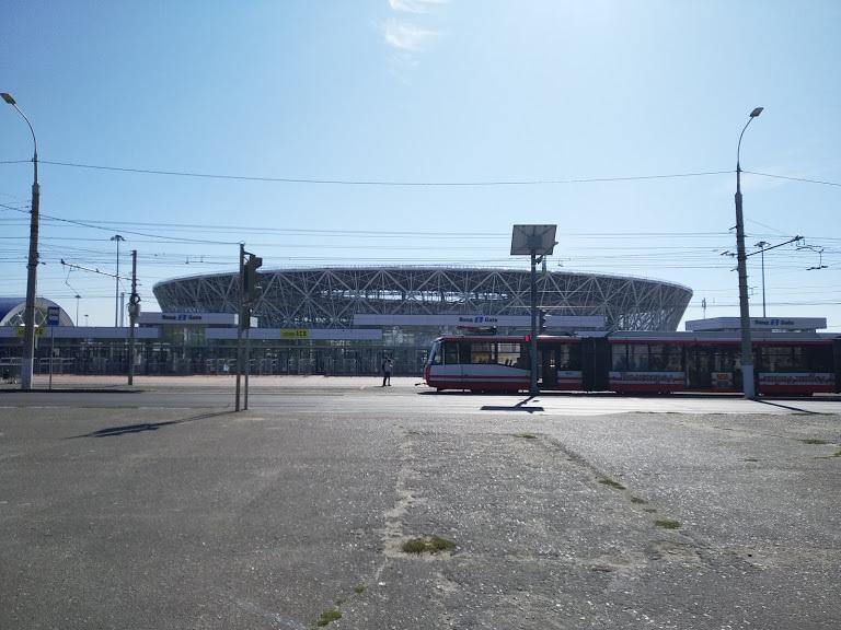 Стадион «Волгоград Арена» стал собственностью Волгоградской области