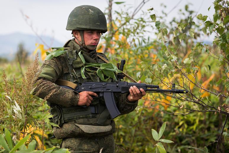 В Волгограде 3000 солдат подняли по тревоге