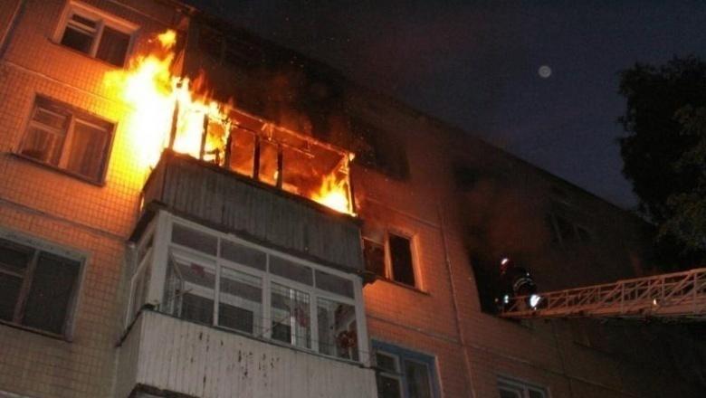 ВВолгоградской области понеосторожности сгорели два человека