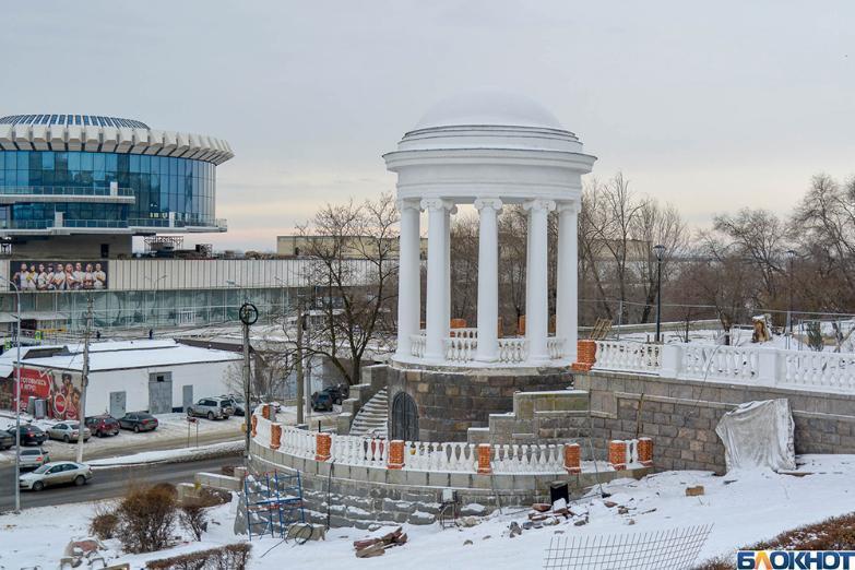 Чиновники мэрии решили по – тихому застроить центральную набережную Волгограда