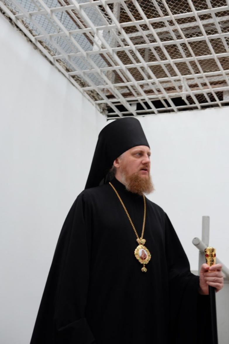 Епископ Феоктист был замечен в СИЗО Волгограда