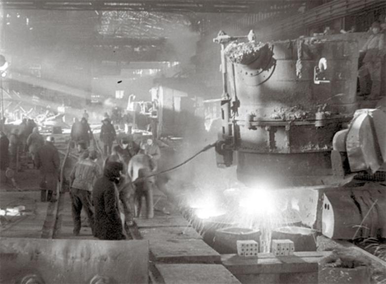 Календарь: 30 апреля 1897 год – день рождения завода «Красный Октябрь»