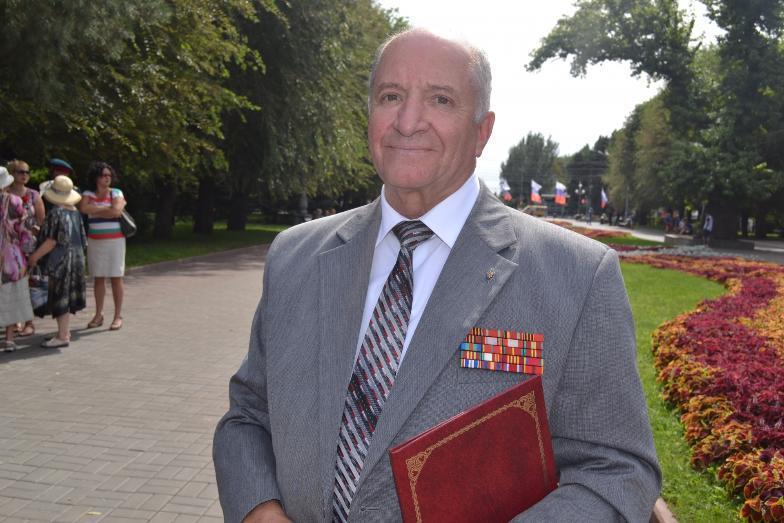 Главный ветеран города отмечает день рождения