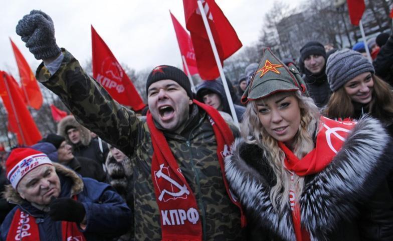 Волгоградские коммунисты бьют рекорды политической активности