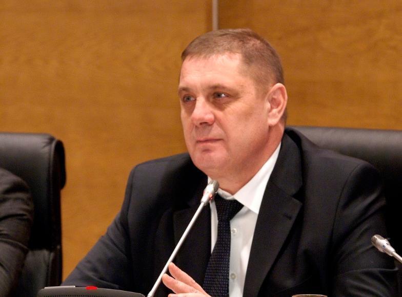 Спикер Волгоградской облдумы станет сенатором вместо Елены Поповой