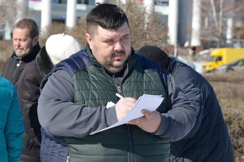 Чиновники хотят  оштрафовать блогера за сообщение о правонарушении в Волгограде