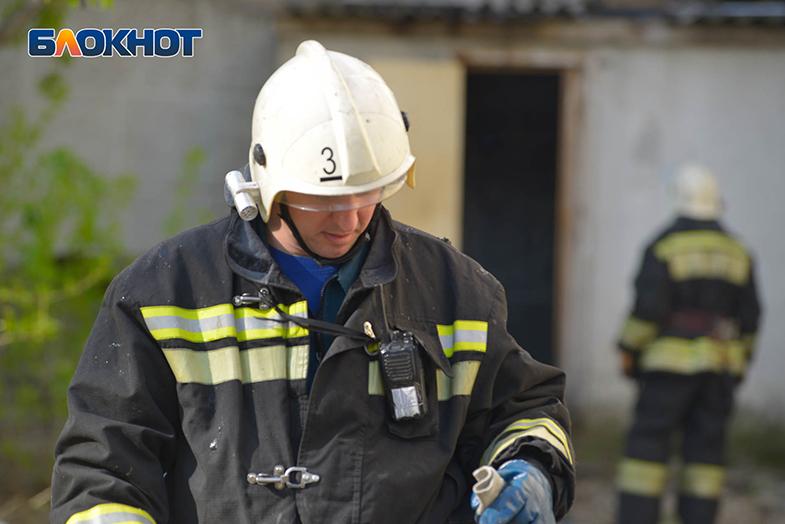 Бабушка и внук погибли на пожаре в Котово из-за непотушенной сигареты