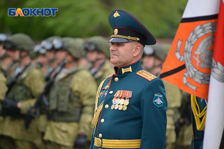 Военным запретят носить медали от Андрея Бочарова