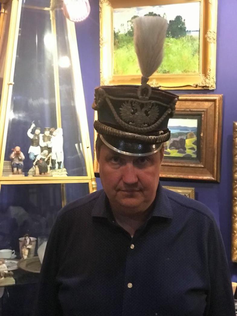 Волгоградского депутата – матерщинника Александра Осипова вновь вызвали на комиссию по этике