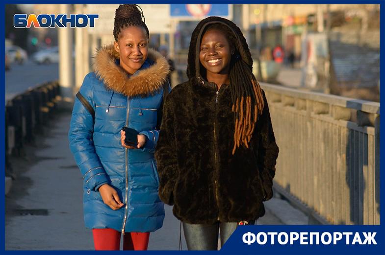 Самых красивых девушек Волгограда можно легко встретить на улице