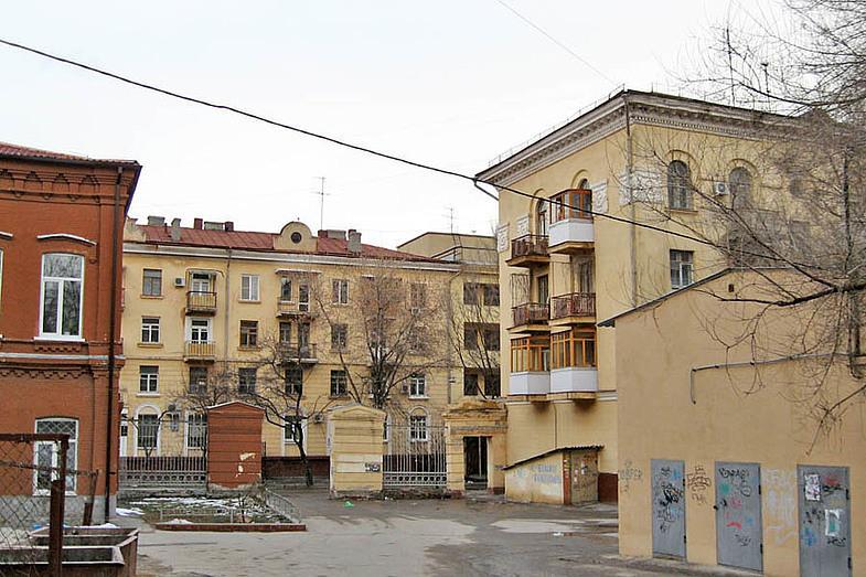 Дворы Волгограда приведут в порядок за 5 лет