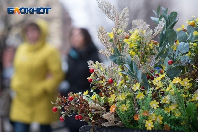 В день Страстной пятницы в Волгограде будет по-летнему тепло