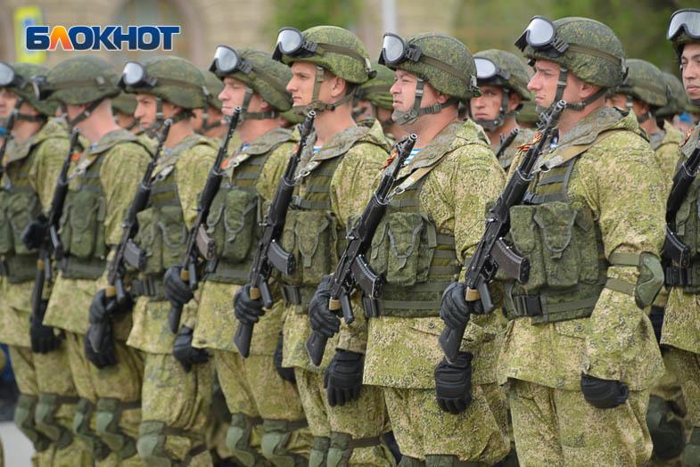 В Волгограде солдат учат релаксировать на службе